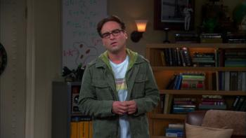 Episodio 6 (TTemporada 4) de The Big Bang Theory