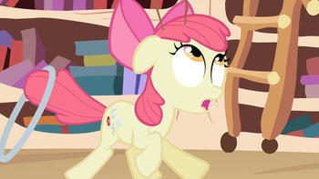 Episodio 6 (TTemporada 2) de My Little Pony: Friendship Is Magic