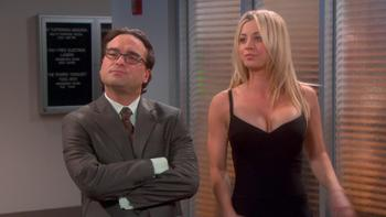 Episodio 20 (TTemporada 6) de The Big Bang Theory