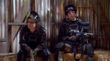 Episodio 16 (TTemporada 2) de The Big Bang Theory