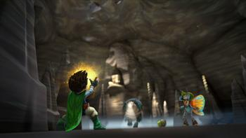 Episodio 17 (TTemporada 1) de Tree Fu Tom