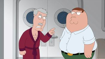 Episodio 4 (TTemporada 9) de Family Guy