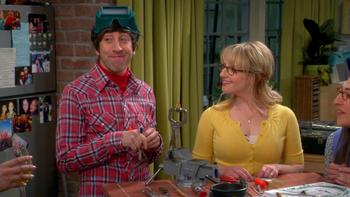 Episodio 7 (TTemporada 7) de The Big Bang Theory