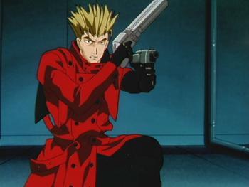 Episodio 21 (TThe Complete Series) de Trigun
