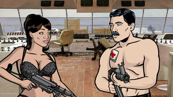 Episodio 6 (TTemporada 1) de Archer
