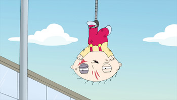 Episodio 19 (TTemporada 10) de Family Guy