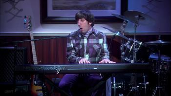 Episodio 9 (TTemporada 3) de The Big Bang Theory