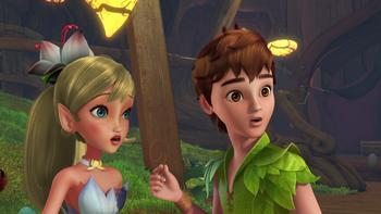Episodio 26 (TTemporada 1) de Las nuevas aventuras de Peter Pan
