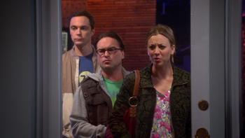 Episodio 21 (TTemporada 7) de The Big Bang Theory