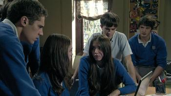 Episodio 7 (TTemporada 6) de El internado