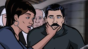 Episodio 11 (TTemporada 4) de Archer