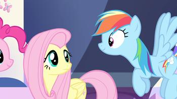 Episodio 1 (TTemporada 5) de My Little Pony: Friendship Is Magic