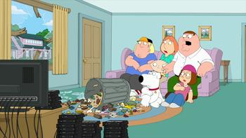 Episodio 2 (TTemporada 11) de Family Guy