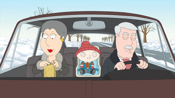 Episodio 9 (TTemporada 10) de Family Guy