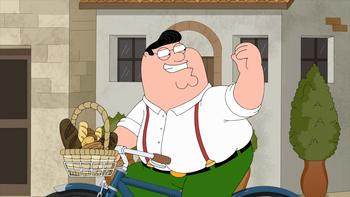 Episodio 5 (TTemporada 12) de Family Guy