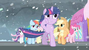 Episodio 1 (TTemporada 3) de My Little Pony: Friendship Is Magic