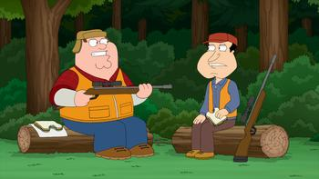 Episodio 11 (TTemporada 12) de Family Guy