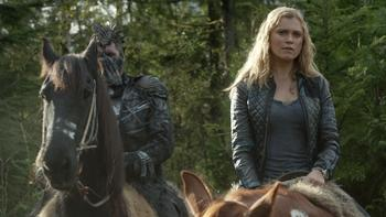 Episodio 11 (TTemporada 2) de The 100