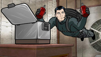 Episodio 3 (TTemporada 2) de Archer
