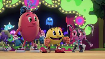 Episodio 1 (TTemporada 2) de Pac-Man y las Aventuras Fantasmales