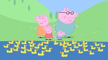Episodio 2 (TTemporada 3) de Peppa Pig