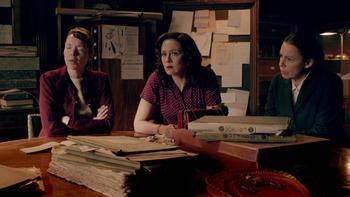Episodio 2 (TTemporada 2) de The Bletchley Circle