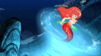 Episodio 8 (TTemporada 2) de H2O: Aventuras de sirenas