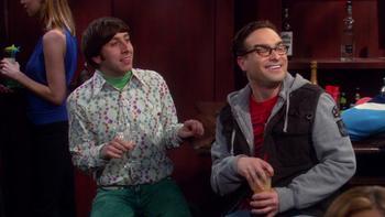 Episodio 20 (TTemporada 2) de The Big Bang Theory
