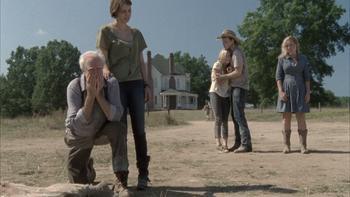Episodio 8 (T2) de The walking dead