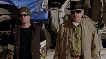 Episodio 7 (TTemporada 1) de Breaking Bad