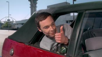 Episodio 24 (TTemporada 6) de The Big Bang Theory