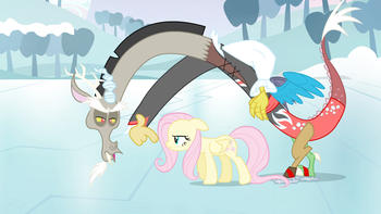 Episodio 11 (TTemporada 3) de My Little Pony: Friendship Is Magic