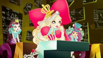 Episodio 2 (TTemporada 3) de Ever After High