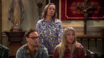 Episodio 6 (TTemporada 5) de The Big Bang Theory