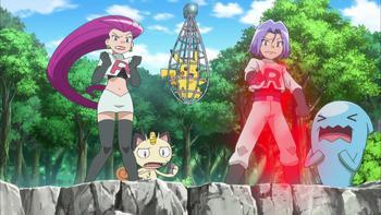 Episodio 37 (TXY) de Pokémon: XY