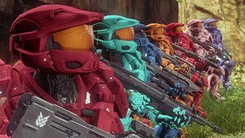 Episodio 11 (TRed vs. Blue: The Blood Gulch Chronicles) de Red vs. Blue