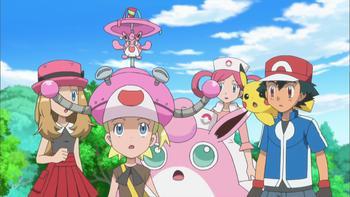 Episodio 45 (TXY) de Pokémon: XY